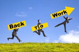 Consells per motivar el seu equip després de vacances